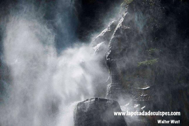 Yumbilla falls waterfall La Posada de Cuispes-036